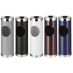 Poubelle cendrier design 30 L