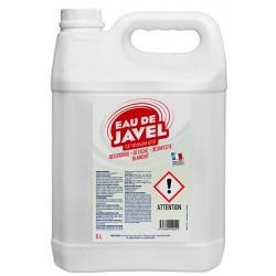 Lot de 3 bidons de 5l d'eau de javel 2,6%