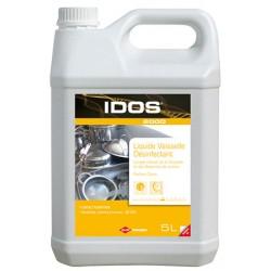 Liquide vaisselle désinfectant Idos 2000 5 L