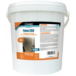 Détergent vaisselle poudre eau dure Polave 2000 10 kg