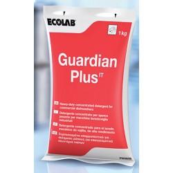 Carton de 20 détergents vaisselle chlore eau dure Guardian+ 1 kg