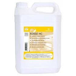 Liquide de rinçage vaisselle eau dure Rinse HC 5 L