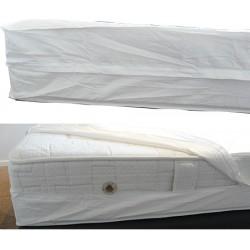 Lot de 25 rénove matelas déperlant et respirant Premium 140X200+20 cm