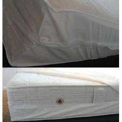 Lot de 5 rénoves matelas imperméables et respirant lavable Premium 160x200+20 cm
