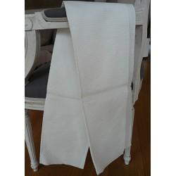 Lot de 50 serviettes de toilette Natureplus 50x70 cm