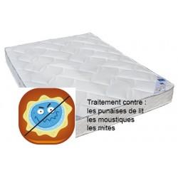 Option matelas traitement contre punaises de lit, moustiques et mites
