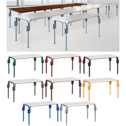 Plateau multiplis 120 x 70 cm pour table Mairietable