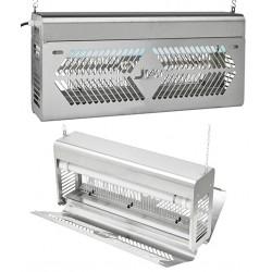 Destructeur d'insectes inox Industrie Pro IP 54 TAE 80 W