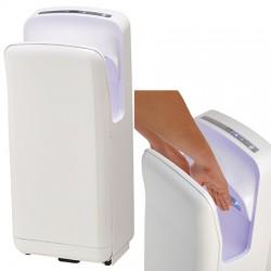 Sèche-mains automatique vertical Aery Plus blanc