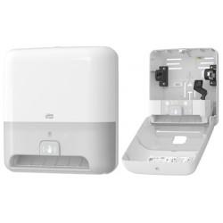 Distributeur essuie mains en rlx automatique Tork H1 blanc