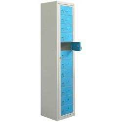 Distributeur de linge plié 10 cases L420xP410xH198 cm