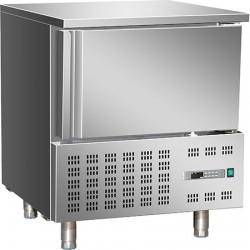 Cellule de refroidissement 3x1/1 GN inox 139 l