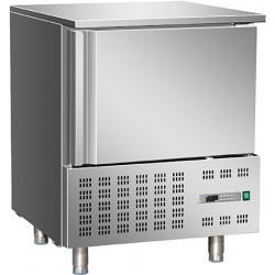 Cellule de refroidissement 5x1/1 GN inox 169 l