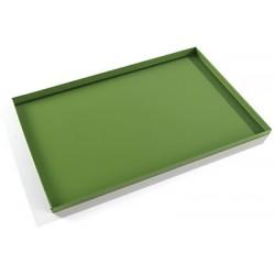 Plaque de cuisson anti-adhérente 60x40 cm