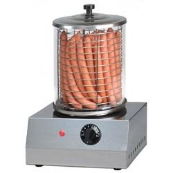 Machine à hot dog modèle Plus L28 x P26 x H42 cm