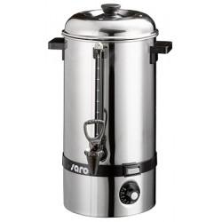 Distributeur d'eau chaude inox 10 litres