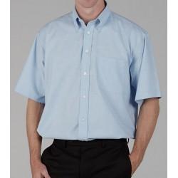 Lot de 25 chemisettes homme Oxford 150 g 3XL et 4XL