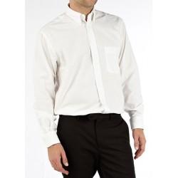 Lot de 25 chemises homme Oxford 150 g 3XL et 4XL