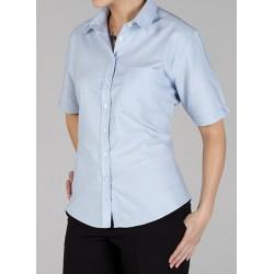 Lot de 25 chemisettes femme Oxford 150 g