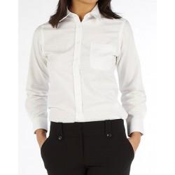 Lot de 25 chemises femme Oxford 150 g 3XL et 4XL