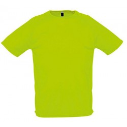 Lot de 50 tee-shirts polyester respirant couleur 140 g 3XL