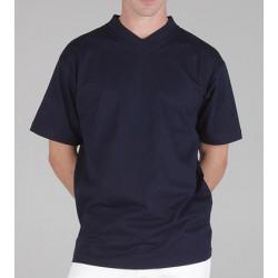 Tee-shirt col V 200 g
