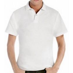 Polo coton couleur 180 g