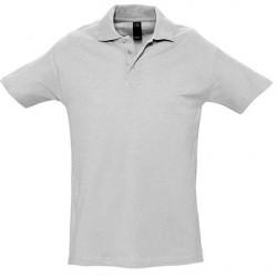 Polo coton blanc 210 g 3XL