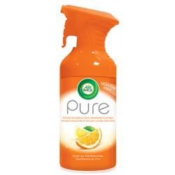Lot de 6 aerosols 250 ml Airwik aerosol Pure soleil de mediterranee