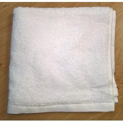 Lot de 12 draps de bain lavable Premium 450g 100x150 cm