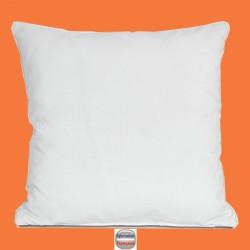Traversin Carnac garnissage 600g enveloppe polyester coton 90 cm
