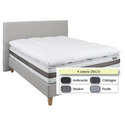 Tête de lit finition lisse déco L90xH115 cm