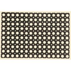 Lot de 2 tapis caillebotis 100 x 150 cm