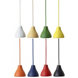 Suspension design CKR alu coloré