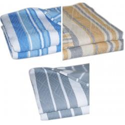 Lot de 6 couvertures couvre-lits 220 x 260 cm 100% polyester 380g