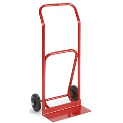 Diable pelle fixe roues dures  (charge 150 kg)