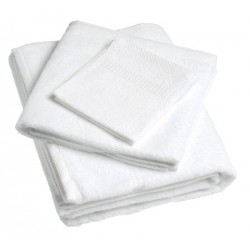Lot de 18 drap de bain 100x165cm fil simple 400g
