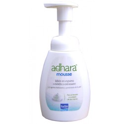 Savon mousse dermoprotecteur Adhara® 250 ml avec pompe distributrice
