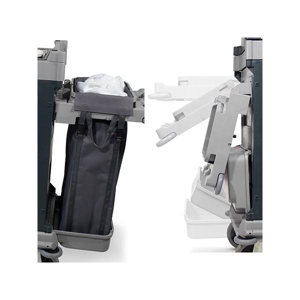 Sac 100l D'extension Pour Chariots Kit D'étage Nice zqMVUSpG