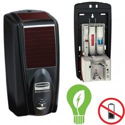Distributeur de savon automatique LumiCel™ 1100 ml noir noir perléDistributeur de savon automatique LumiCel™ 1100 ml noir noir p