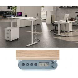 Option boitier de contrôle pour bureaux Confort