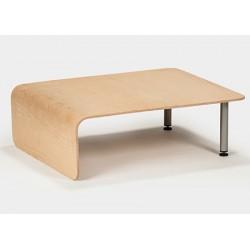 Table basse Farallo L74 x P61 cm