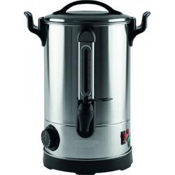 Distributeur d'eau ou vin chaud inox Pro 5,9 L