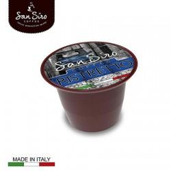 Lot de 200 capsules de café Ristretto San Siro