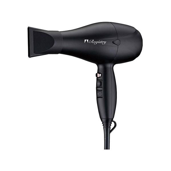 Lot de 10 sèche-cheveux ultra puissants noirs 2200 W