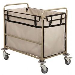 Chariot à linge 1 sac 260 L