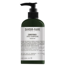 Lot de 24 flacons pompes d'après-shampooing Savoir-Faire 267 ml