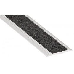 Nez de marche plat antidérapant Waccess® à visser L300 x P4,1 cm