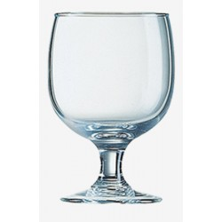 Verre à pied empilable Andorre 16 cl ø61 x h101 mm (le lot de 12)
