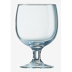 Verre à pied empilable Andorre 19 cl ø72 x h106 mm (le lot de 12)